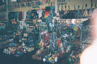 Mexican marketplace in Tijuana, Mexico