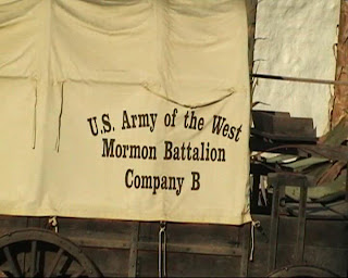 Mormon Battalion Memorial, Old Town San Diego