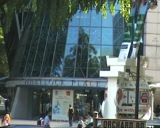 Wheelock Place, Orchard Road, Singapore