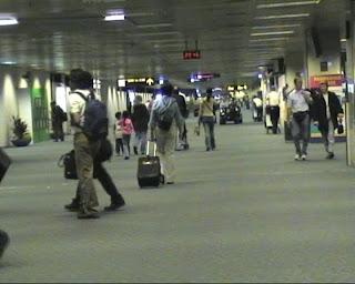 Changi International Airport, Singapore