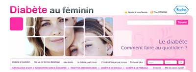 Roche Diagnostics diabète au féminin