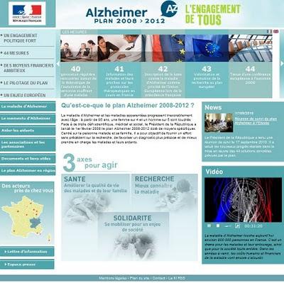 France Plan Alzheimer 2008-2012
