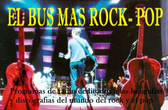 EL BUS MAS ROCK-POP