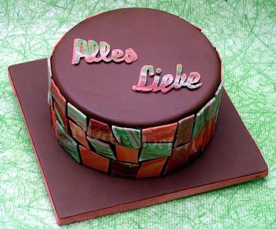 Mosaik Torte