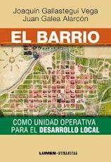 """Libro """"El barrio"""""""