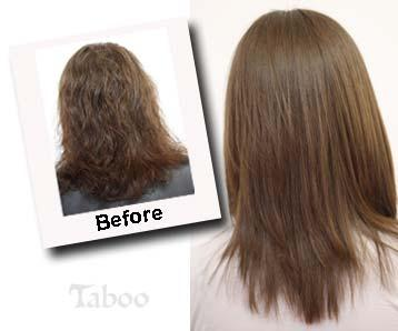 Hair Straightening Chemical Hair Straightening