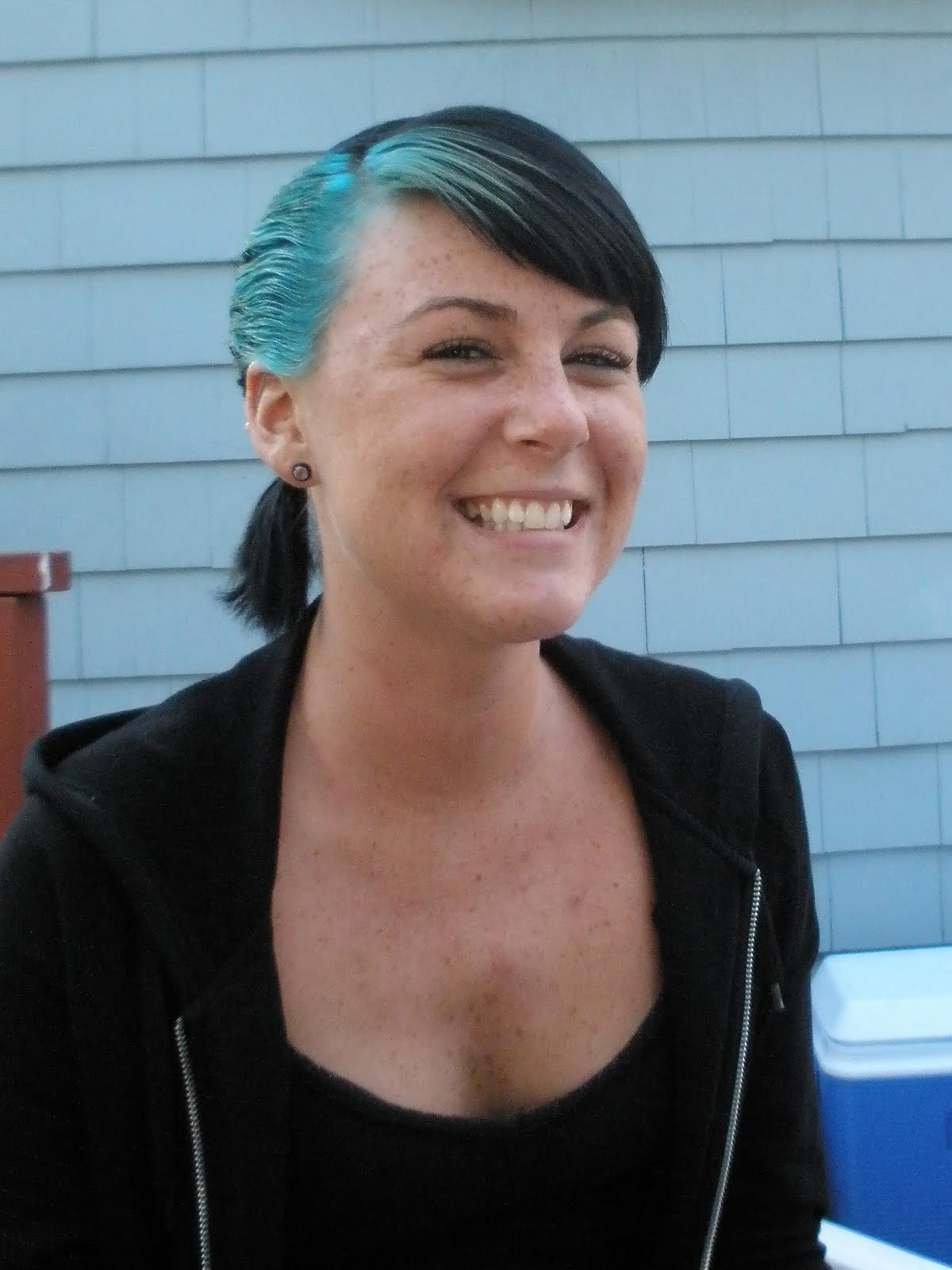 Hair Straightening May 2010