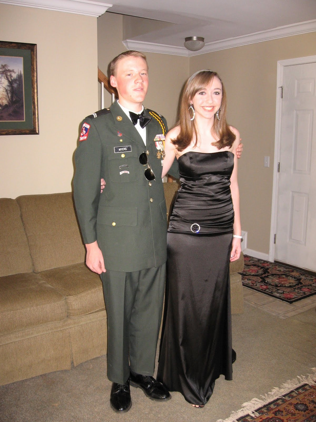 Ball Dresses: Military Ball Gowns And Shoes