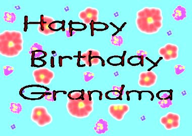 happy birthday quotes for grandma