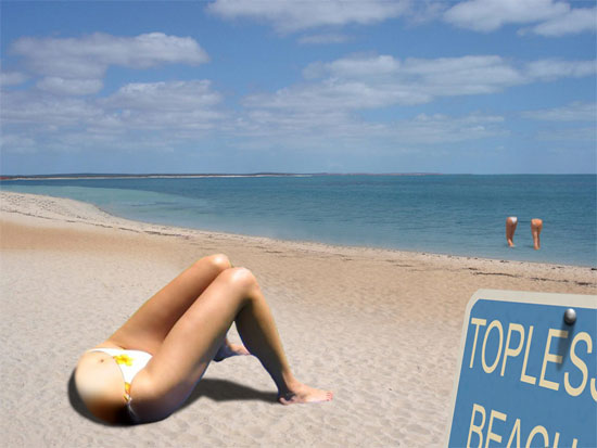 The proposed topless beach in Asbury Park has made world wide news