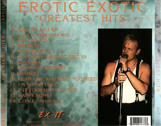 Erotic Exotic - Greatest Hits