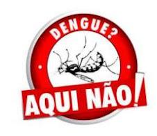Fique atento. Combata a Dengue em sua cidade