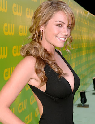 top celebrities of erica durance hair style
