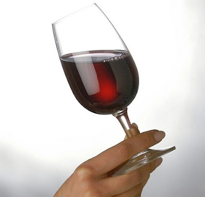 Wine glass picture