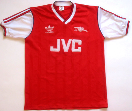 The Modern Gooner  An Arsenal Blog  Your Favorite Arsenal Kit  A ... f02e75715