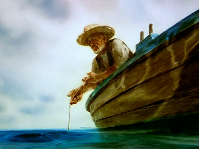 an analysis of the character of santiago in the old man and the sea Complete list of characters in ernest hemingway's the old man and the sea learn everything you need to know about santiago, manolin, and more in the old man and the sea.