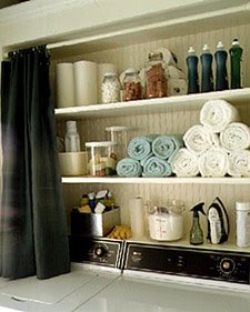 Simply Grove: Organize 106 (Laundry Rooms)