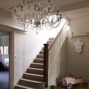 [giant+chandelier+hallway]