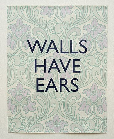 [walls+have+ears]
