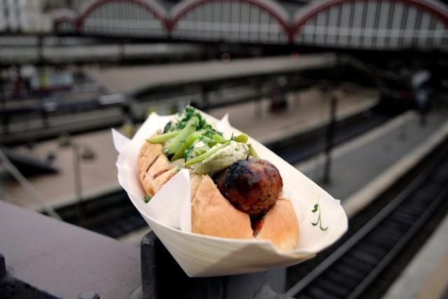 gourmet danish hotdog copenhagen denmark