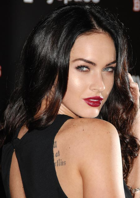 megan fox hairstyles 2011. dresses Megan Fox Hairstyles