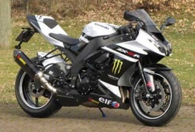 from Kawasaki motorcycle