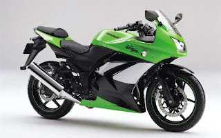 Cheap Kawasaki Ninja Bikes - Ninja 250R limited edition