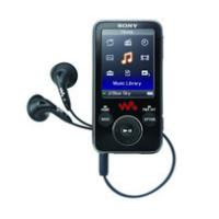 Sony 8GB Walkman Video MP3 Player - Black