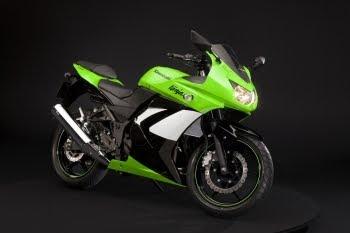 Kawasaki ninja 250r sport-bikes