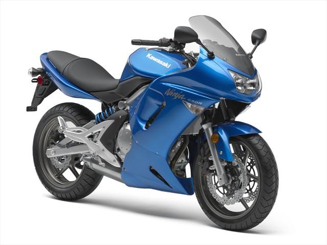Kawasaki Ninja 650r History Motorcycles And Ninja 250