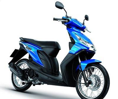 Honda Beat - Cheap Honda Matic Motorcycles | Motorcycles