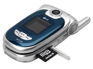 LG VX8100 Phone