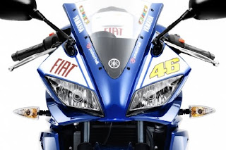 Yamaha YZF-R125 race replica