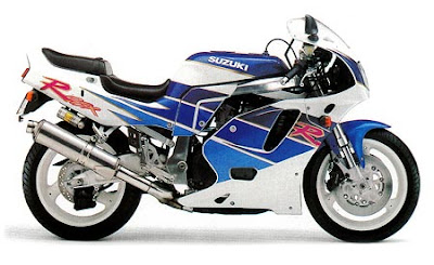 1992 Suzuki GSX-R750