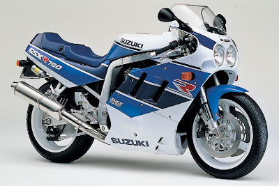 1990 Suzuki GSX-R750