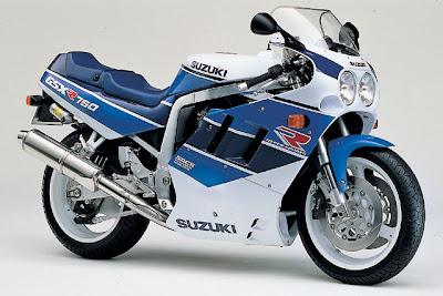 1990 Suzuki GSX-R750
