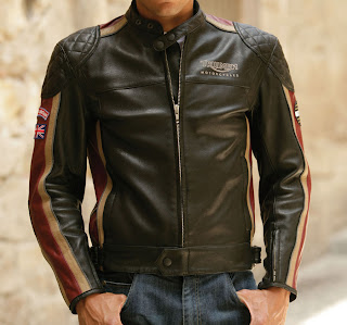 Rivton Jacket Triumph Motorcycle Clothes
