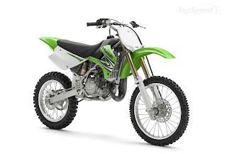 2008 Kawasaki KX 100