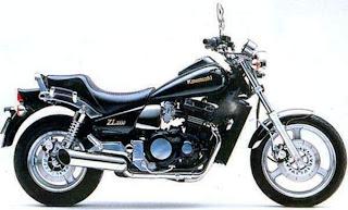 Kawasaki Eliminator ZL 1000