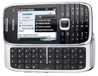 Nokia E75 Specification