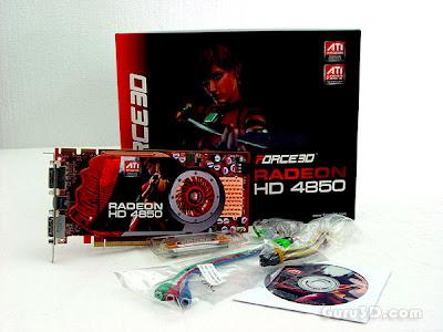 Ati Radeon HD 4850