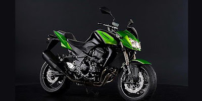 New Best Kawasaki Z750R 2011