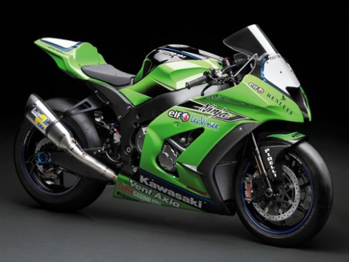 If you're the advance motorcycles rider, 2011 Kawasaki Ninja ZX10R is