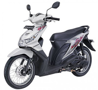 New Honda Beat 2011