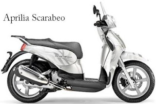 Aprilia Scarabeo 200