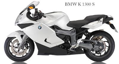BMW K 1300 S Silver white