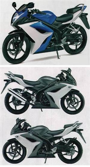 Suzuki GSX-R125 2