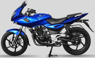 Bajaj Pulsar 220 Blue