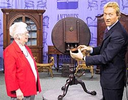 The Farris Wheel: Antiques Roadshow: How Much is My Dusty Old Stuff Worth?