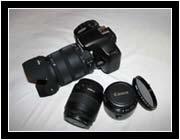 Canon eos 450D a Canon eos 7D